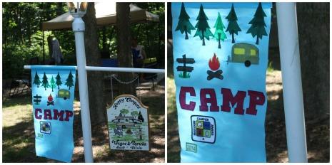 campingflag